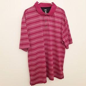 Reebok Golf Polo Shirt EUC